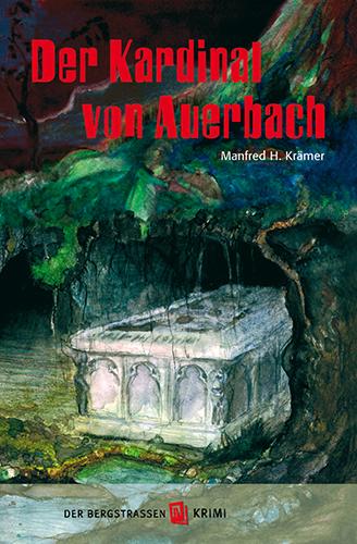 Titelseite Der Kardinal von Auerbach