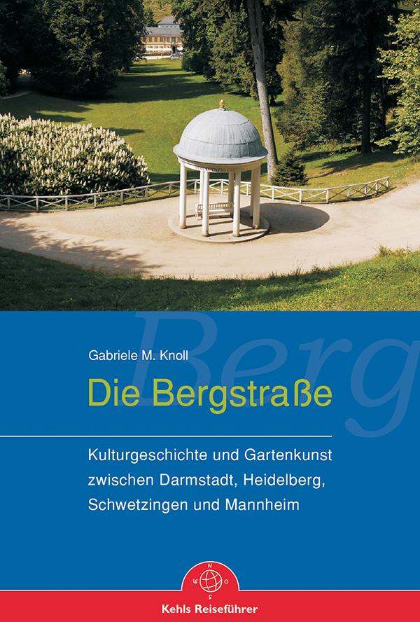 Titelseite Reiseführer Bergstraße